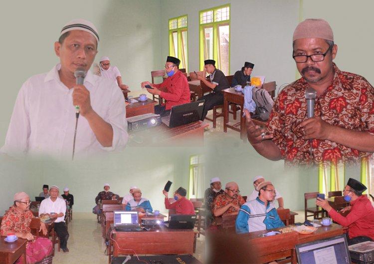 Rapat Koordinasi Persiapan Kegiatan Akreditasi LKS Kabupaten Probolinggo